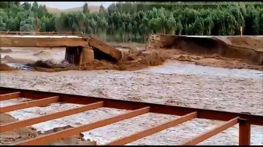 هشدار سازمان هواشناسی درباره سیلاب ناگهانی در ۹ استان