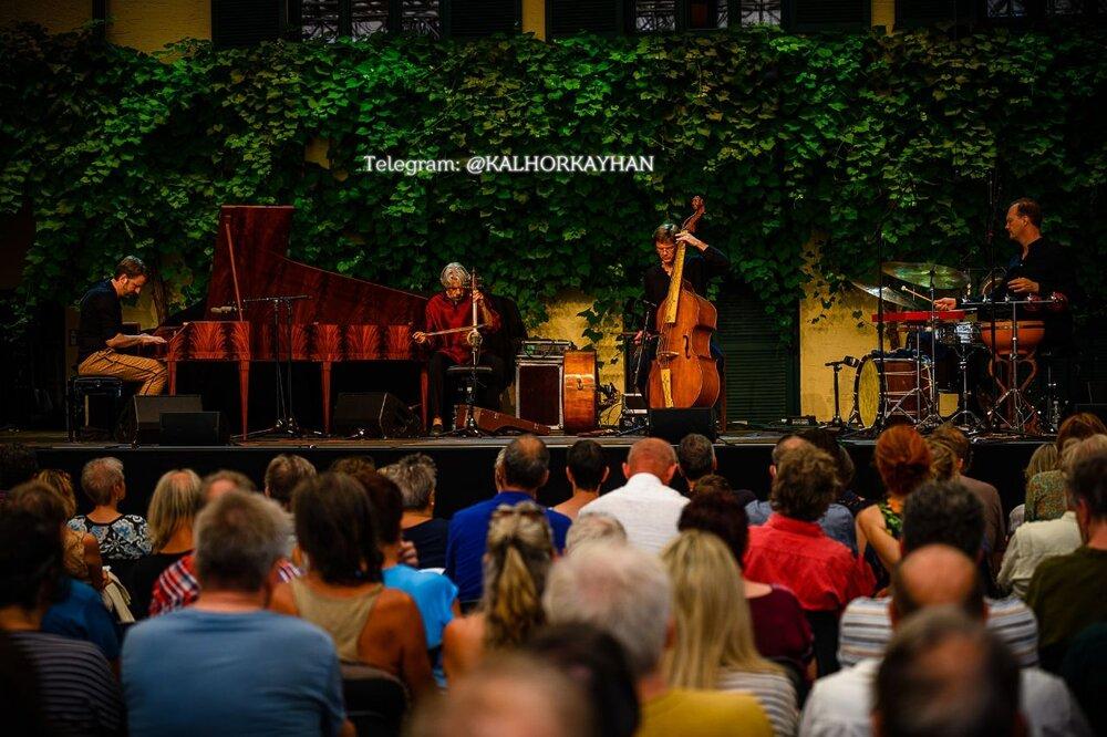 تصاویری از کنسرت کیهان کلهر در اتریش