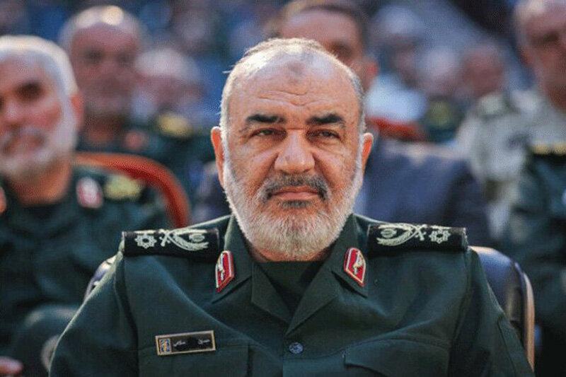 پاسخ فرمانده کل سپاه به تهدیدات نخست وزیر سرائیل علیه ایران؛ متوجه پیامدهای خطرناک حرفهایی که میزنید، باشید