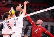 تصاویر | فریم به فریم با شکست تیم ملی والیبال ایران مقابل کانادا