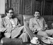 ۲ سیاستمدار فراری که پدر زن و داماد شدند /مسعود رجوی از چند سالگی عضو منافقین شد؟