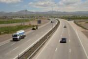 عکس   تصاویر دلخراش از صحنه تصادف پژو ۲۰۶ در آزادراه پردیس