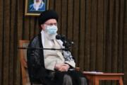 خسته نباشید رهبر انقلاب به روحانی و اعضای هیات دولت
