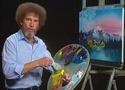 افشای داستانی شوم درباره باب راس و برنامه «لذت نقاشی»