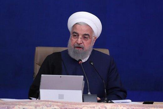 حسن روحانی پیام جدید صادر کرد
