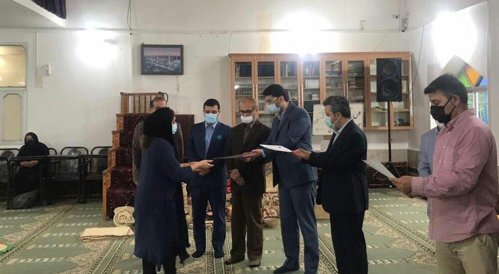 اهدای ۱۷۳ گواهی مهارت آموزی به روستاییان منطقه آزاد انزلی