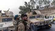 چند نیروی نظامی در افغانستان توسط طالبان کشته شدند