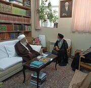 پیام حسن روحانی به مراجع تقلید /وزیر اطلاعات با کدام مراجع دیدار کرد؟