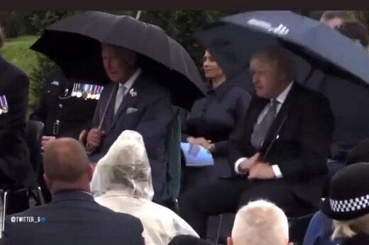 ببینید   چتری که باعث عصبانیت نخست وزیر انگلیس شد!