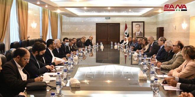 وزیر خارجه سوریه: روابط دمشق و تهران یک الگوست