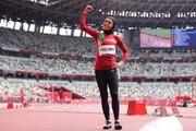 پایان المپیک برای دختر بادپای ایران
