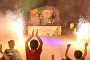 تصاویر   برگزاری جشن عید غدیر همراه با کودکان کار و خیابانی در کرج