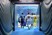 ببینید | مراسم اهدای جام قهرمانی به تیم ملی فوتسال
