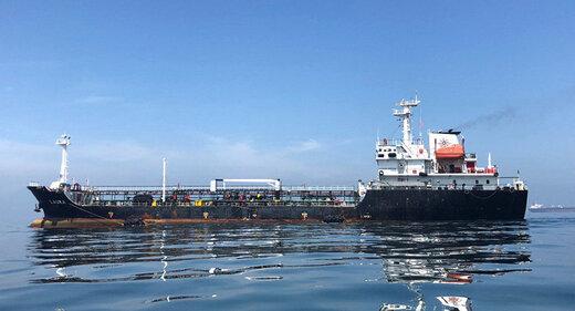 ادعای انگلیس: یک کشتی اسرائیلی در دریای عمان هدف قرار گرفت
