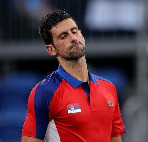 شگفتی در المپیک/مرد اول تنیس دنیا باخت