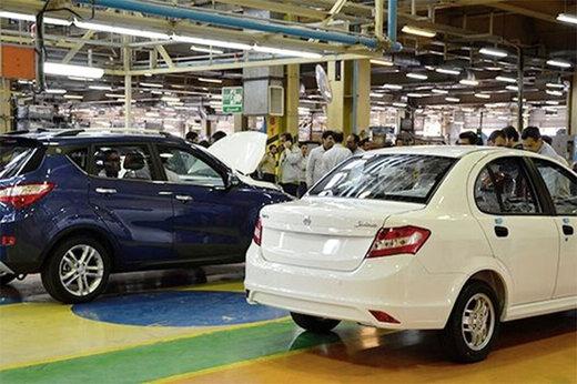 ببینید | افزایش قیمت چند ده میلیونی خودروهای داخلی
