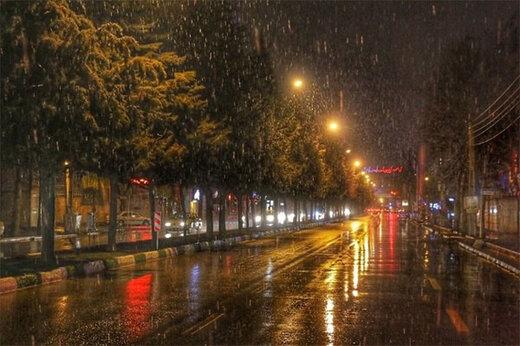 هوای تهران خنک و غبارآلود میشود