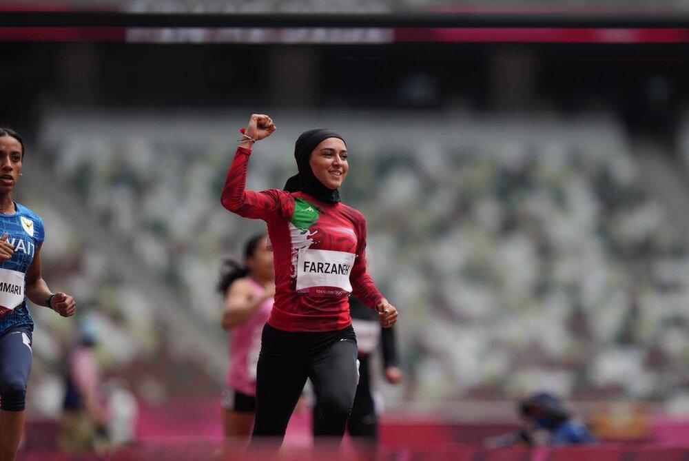 فرزانه فصیحی: حضور در المپیک شروع راه بود