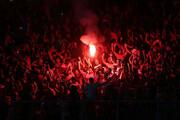 ببینید | جشن هواداران پرسپولیس پس از قهرمانی در خیابانهای تهران