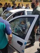 زن عصبانی شوهرش را در خیابان تیرباران کرد/عکس