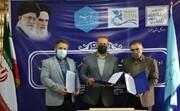 میراث فرهنگی البرز تفاهم نامه سه جانبه اشتغالزایی منعقد کرد
