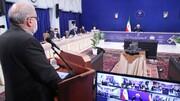 روحانی ۷ بیمارستان و کلینیک تخصصی در ۵ استان کشور را افتتاح کرد