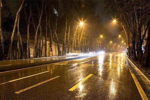 رگبار باران در ۱۳ استان/ وزش باد شدید در این مناطق