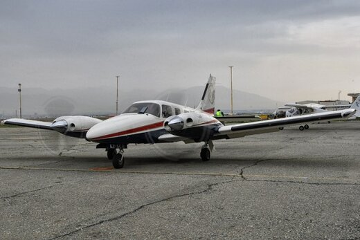 مجوز نخستین تاکسی هوایی در فرودگاه بین المللی پیام صادر شد