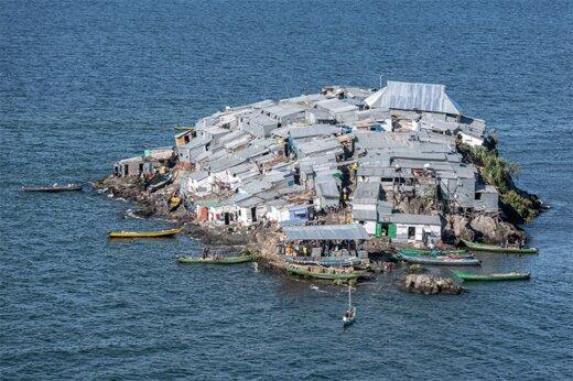 ببینید | سکونت صلحطلبترین مردم جهان در پرتراکمترین جزیره دنیا