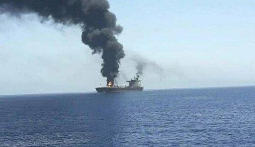 رژیم صهیونیستی حمله به نفتکش اسرائیلی را با هدف مقابله با ایران به شورای امنیت میبرد