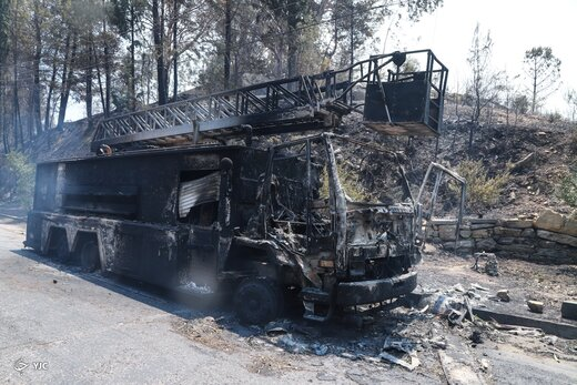 ترکیه در بحران آتش سوزی