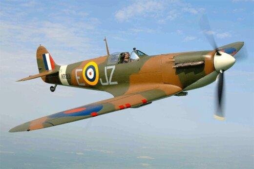 ببینید | ویدیویی باورنکردنی از ساخت هواپیمای جنگنده توسط یک انگلیسی در خانه!