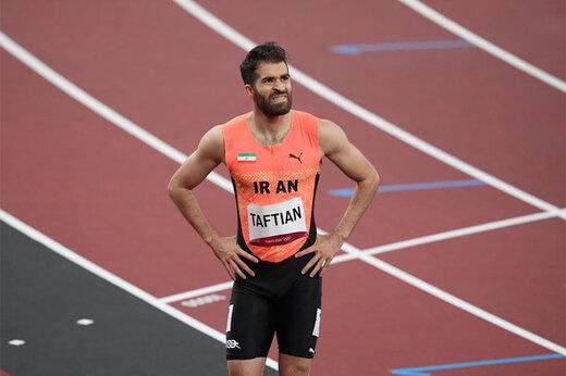 ببینید | سریعترین مرد ایران از راهیابی به نیمهنهایی المپیک بازماند