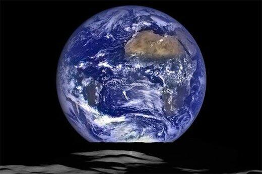 ببینید | ویدیویی حیرتانگیز از تکامل چهار میلیارد ساله زمین در چهار دقیقه