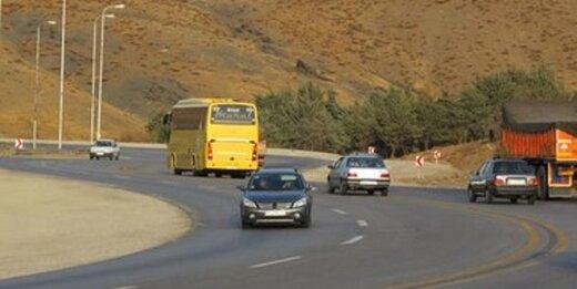 اجرای طرح نظارت بر وسایل نقلیه عمومی در جادههای مازندران