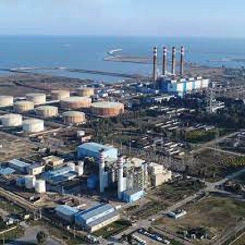 تولید انرژی خالص نیروگاه نکا به مرز ۴ میلیارد کیلو وات ساعت رسید