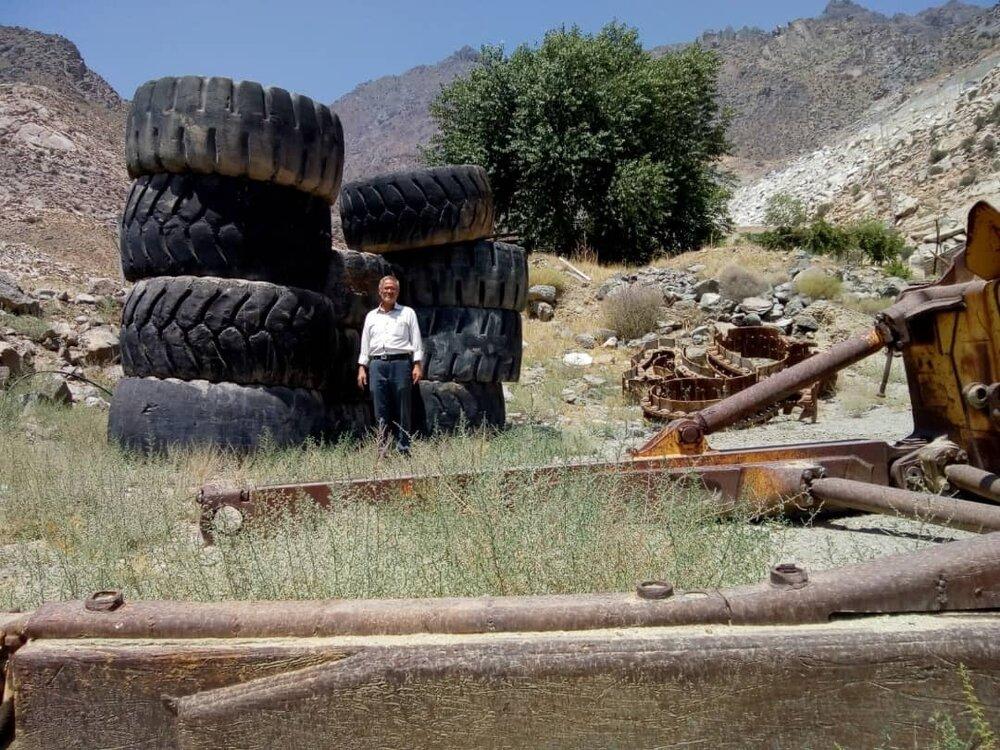 کرکس و نطنز با معدنکاری به راه خوزستان میروند!