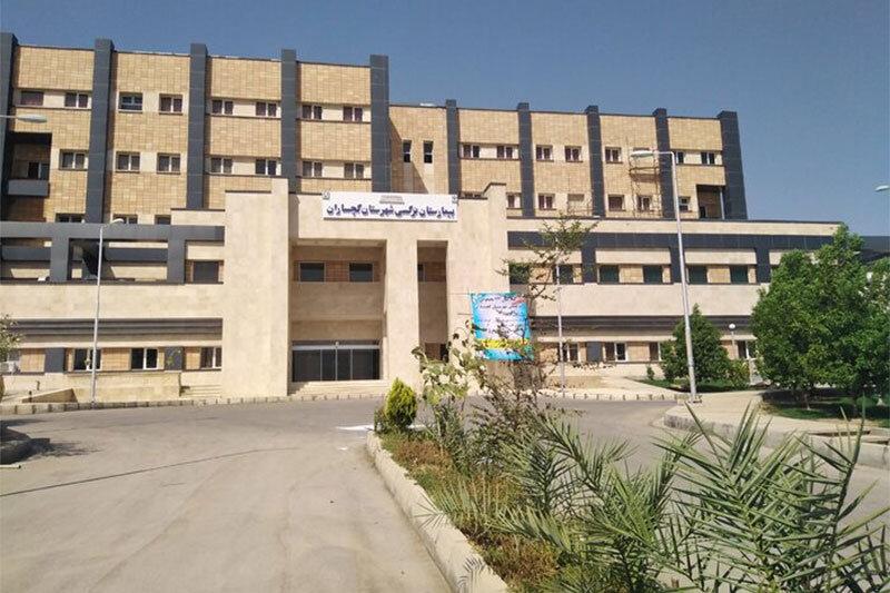 ببینید | افتتاح بیمارستان ۱۲۹ تختخوابی برای آمادگی با بیماران احتمالی توسط روحانی