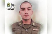 ببینید | قاتل سرباز نیروی انتظامی دستگیر شد