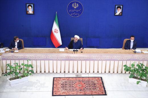 روحانی: در مذاکرات شکست نخوردیم/افتتاح پنج شنبهها را نمی توانید انکار کنید