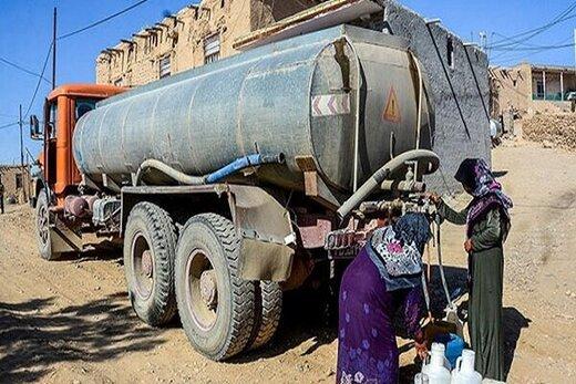 آبرسانی سیار به ۳۳۰ روستا در استان یزد