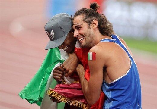 اتفاقی نادر و تاریخی در المپیک؛ یک مدال طلا برای ۲ نفر!