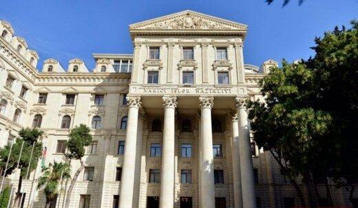 باکو کاردار روسیه را احضار کرد