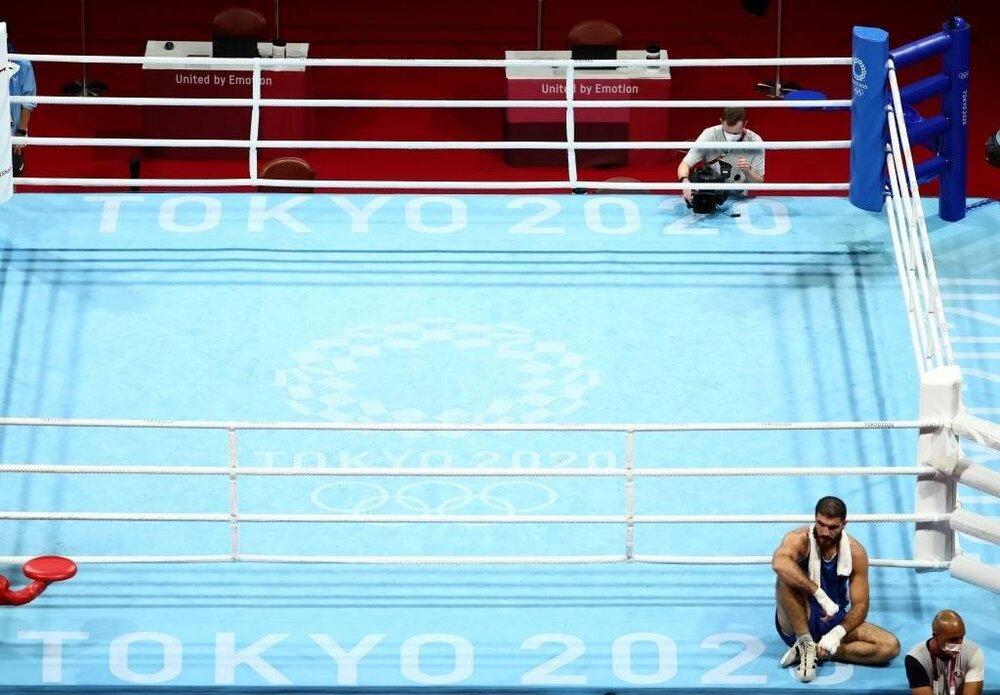 صحنههای جذاب المپیک/عکس