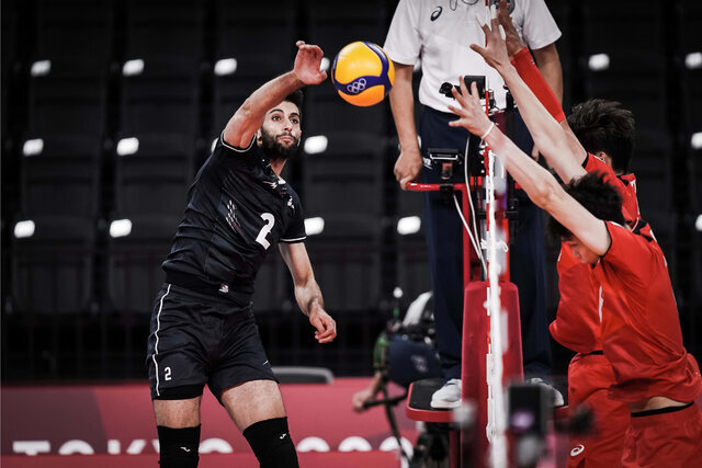 شکست تلخ والیبال ایران مقابل ژاپن/ خداحافظ المپیک