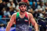 ببینید |  لحظه اهدا مدال برنز به محمدهادی ساروی در المپیک
