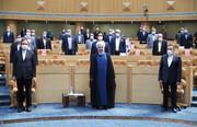 روحانی:فرمانده جنگ اقتصادی بودم اما بدون سرباز /هیچ وزیری را بخاطر رفاقت انتخاب نکردم