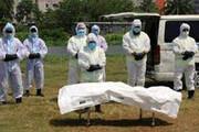 ببینید | افشاگری بزرگ؛ جسد قربانیان کووید-۱۹ ناقل ویروس کرونا