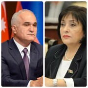 شرکت هیأت بلندپایه از باکو برای شرکت در مراسم تحلیف رئیسی