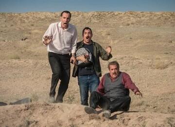 لحظات کمدی با بازیگران «دودکش ۲»/ عکس